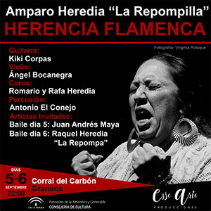 herencia flamenca